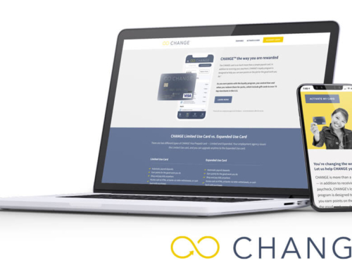 CHANGE card product launch
